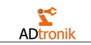 logo adtronik, consultant en robotique